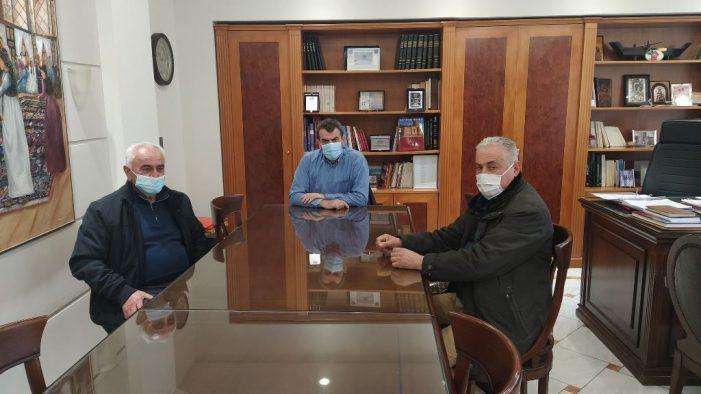 Συνάντηση στην Περιφερειακή Ενότητα Καστοριάς για τα προβλήματα από το «κλείσιμο» της Κρυσταλλοπηγής