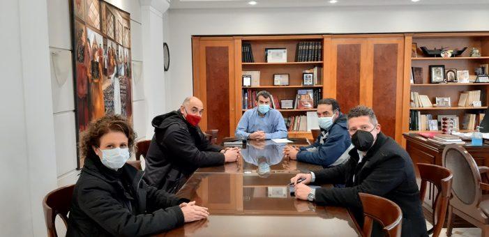 Συνάντηση Αντιπεριφερειάρχη Καστοριάς με το άτυπο Συντονιστικό Όργανο Προέδρων Κοινοτήτων Δήμου Καστοριάς