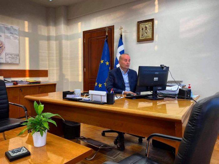 Προώθηση ανακοίνωσης του Εκτελεστικού Γραμματέα Περιφέρειας Δυτικής Μακεδονίας
