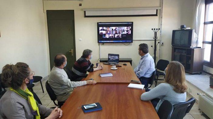 Έκτακτη Συνεδρίαση  Συντονιστικού Οργάνου Πολιτικής Προστασίας στην Π.Ε. Καστοριάς λόγω έντονων καιρικών φαινομένων