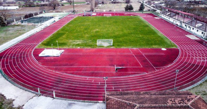 Εργασίες αναβάθμισης του Δημοτικού Αθλητικού Κέντρου Άργους Ορεστικού