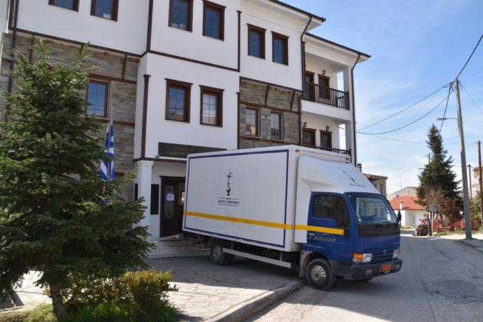 Ξεπέρασε κάθε προσδοκία η ανταπόκριση του κόσμου στο κάλεσμα του Δήμου Άργους Ορεστικού για τους σεισμοπαθείς