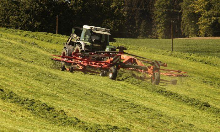Τροποποίηση της απόφασης του Υφυπουργού Αγροτικής Ανάπτυξης και Τροφίμων για την «Απογραφή αγροτικών μηχανημάτων»