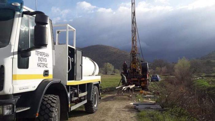 ΠΕ Καστοριάς: Ολοκληρώθηκε η Α΄ φάση της Γεωτεχνικής έρευνας προϋπολογισμού 24.000,00 ευρώ