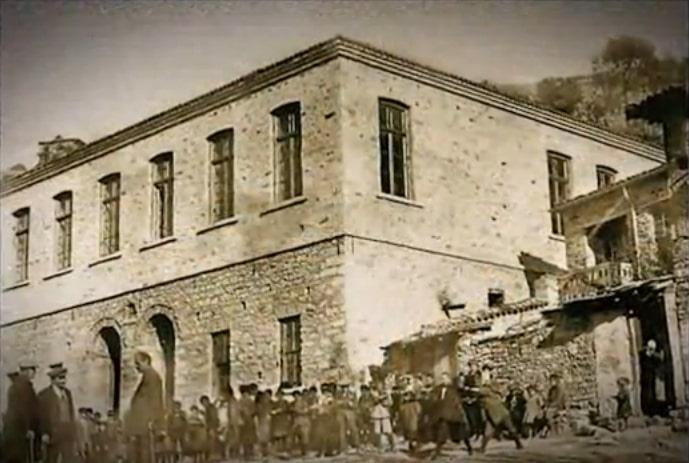 Ξεκίνησε η αναστήλωση του Δημοτικού Σχολείου Παλαιού Κωσταραζίου