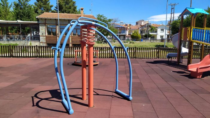 Δήμος Άργους Ορεστικού: Ανακοίνωση για το σπασμένο όργανο στην παιδική χαρά του πάρκου