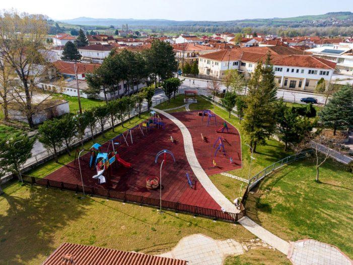 Ανοιχτές από σήμερα οι παιδικές χαρές του Δήμου Άργους Ορεστικού