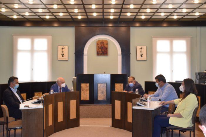 Ο Γενικός Γραμματέας Επαγγελματικής Εκπαίδευσης και Δια Βίου Μάθησης στον Δήμο Άργους Ορεστικού