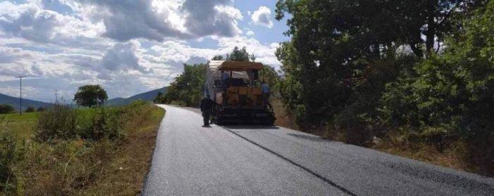 420.000 ευρώ για τη Συντήρηση του οδικού Δικτύου Αγίου Αντωνίου προς Σιδηροχώρι της Π.Ε. Καστοριάς