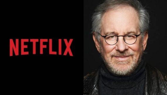 O Στίβεν Σπίλμπεργκ υπέγραψε συμφωνία με το Netflix!