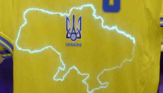 Euro 2020: Σύνθημα συνεργατών των ναζί στη νέα φανέλα της Ουκρανίας που προξένησε σάλο