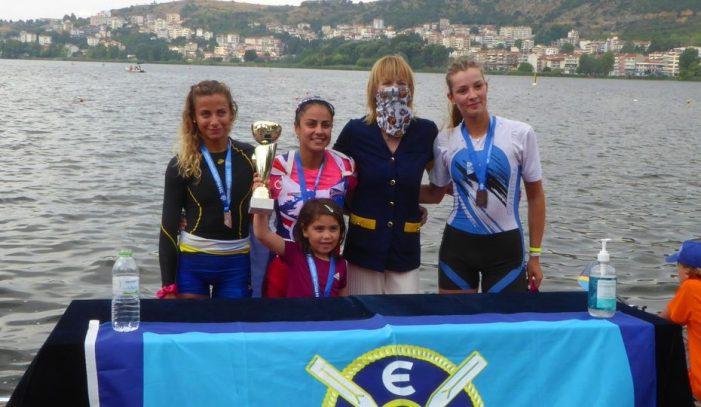 Ολοκληρώθηκε το 87ο Πανελλήνιο Πρωτάθλημα Κωπηλασίας