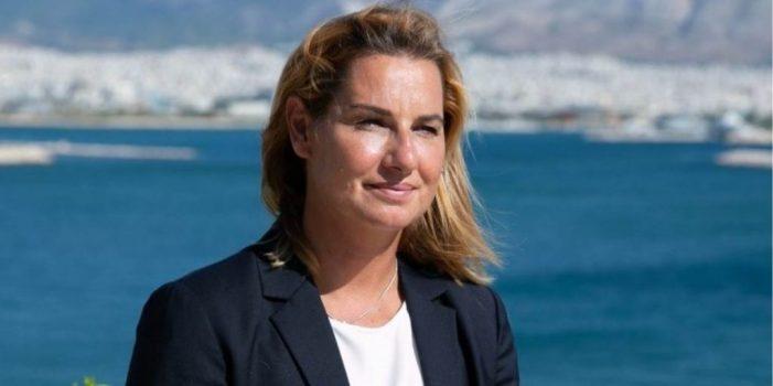 Σοφία Μπεκατώρου: «Ολυμπιονίκης μού επιτέθηκε σεξουαλικά όταν ήμουν 16»