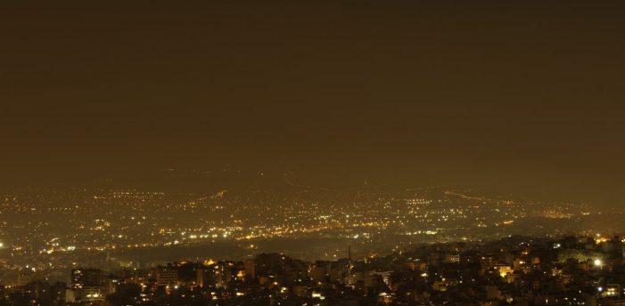 Φωτιά στη Βαρυμπόμπη: Η Αθήνα πνίγηκε από τους καπνούς