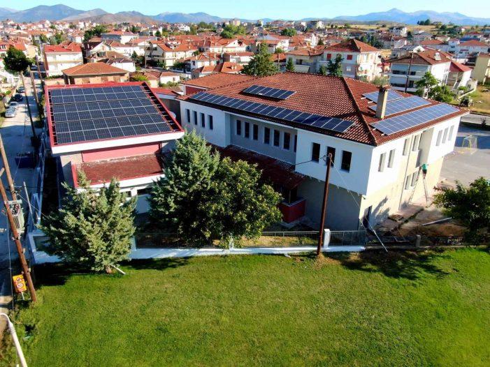 Ολοκληρώνεται η ενεργειακή αναβάθμιση στο 4ο Δημοτικό Σχολείο Άργους Ορεστικού