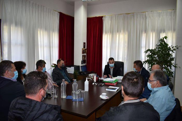 Επιστολές του Δημάρχου Καστοριάς προς το Υπουργείο Αγροτικής Ανάπτυξης και τον ΕΛΓΑ για τις αποζημιώσεις των αγροτών